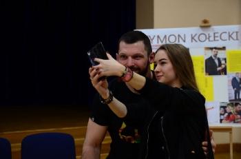 Spotkanie z Szymonem Kołeckim_13