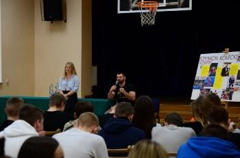 Spotkanie z Szymonem Kołeckim_9