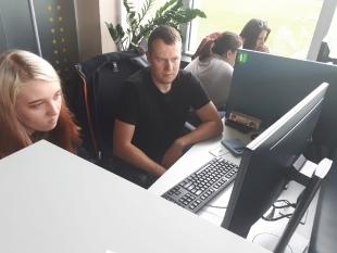Rozpoczynamy drugi tydzień praktyk zawodowych w Sofii
