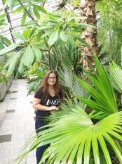 oraz w sofijskim ogrodzie botanicznym