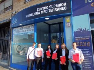 Rozpoczynamy staż zagraniczny w Walencji - październik 2018