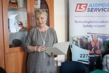 List intencyjny z LS Airport Services