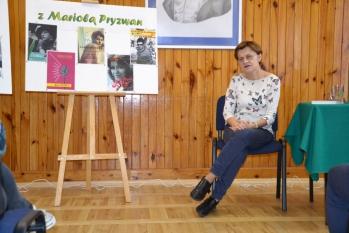 Spotkanie z pisarką Mariolą Pryzwan_11