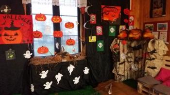 Szkolne Halloween i Meksykańskie Święto Zmarłych
