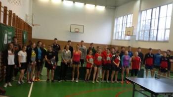 Zawody tenisa stołowego w ramach turnieju od SKS-u do AZS-u_3